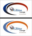 Glitz Lounge Logo - Entry #132
