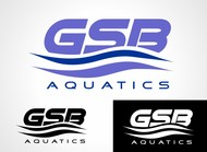 GSB Aquatics Logo - Entry #83