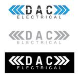 DAC Electrical Logo - Entry #56