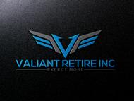 Valiant Retire Inc. Logo - Entry #118