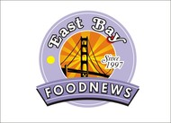 East Bay Foodnews Logo - Entry #70
