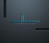 CMW Building Maintenance Logo - Entry #381