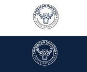 American Diamond Cattle Ranchers Logo - Entry #52