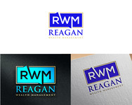 Reagan Wealth Management Logo - Entry #500