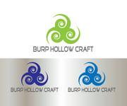 Burp Hollow Craft  Logo - Entry #240