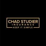 Chad Studier Insurance Logo - Entry #100