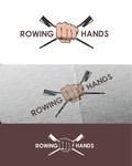 Rowing Hands Logo - Entry #2