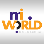 MiWorld Technologies Inc. Logo - Entry #47