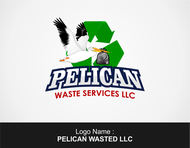 Pelican Waste Services LLC Logo - Entry #14