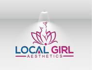 Local Girl Aesthetics Logo - Entry #106