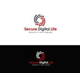 Secure. Digital. Life Logo - Entry #12