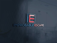 Improbable Escape Logo - Entry #155