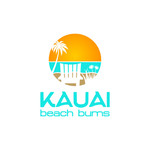 kauai beach bums Logo - Entry #21