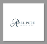 ALL PURE SOLUTIONS Logo - Entry #62