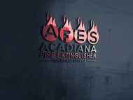 Acadiana Fire Extinguisher Sales and Service Logo - Entry #259
