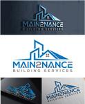 MAIN2NANCE BUILDING SERVICES Logo - Entry #45