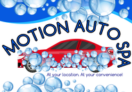 Motion AutoSpa Logo - Entry #184
