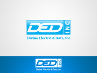 Logo Design for Electrical Contractor - Entry #11
