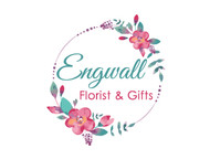 Engwall Florist & Gifts Logo - Entry #157
