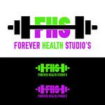 Forever Health Studio's Logo - Entry #227