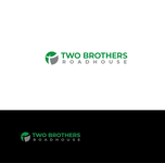 Two Brothers Roadhouse Logo - Entry #156