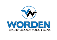 Worden Technology Solutions Logo - Entry #10