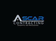 ASCAR Contracting Logo - Entry #85