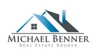 Michael Benner, Real Estate Broker Logo - Entry #140