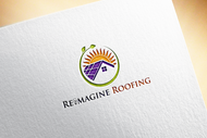 Reimagine Roofing Logo - Entry #220