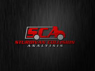 Sturdivan Collision Analyisis.  SCA Logo - Entry #55