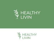 Healthy Livin Logo - Entry #590