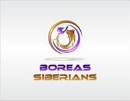 Siberian Husky Logo - Entry #88