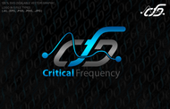 Critical Frequency Logo - Entry #90