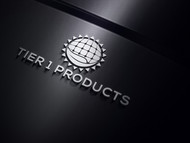 Tier 1 Products Logo - Entry #298
