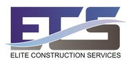 Elite Construction Services or ECS Logo - Entry #296