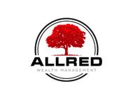 ALLRED WEALTH MANAGEMENT Logo - Entry #744