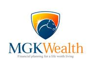 MGK Wealth Logo - Entry #479