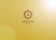 Atrium Hotel Logo - Entry #97