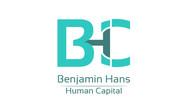 Benjamin Hans Human Capital Logo - Entry #7