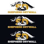Shepherd Drywall Logo - Entry #70
