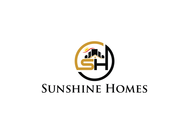 Sunshine Homes Logo - Entry #628