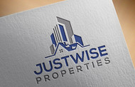 Justwise Properties Logo - Entry #247