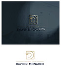Law Offices of David R. Monarch Logo - Entry #182