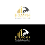 Life Goals Financial Logo - Entry #224