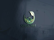 Green Wave Wealth Management Logo - Entry #253