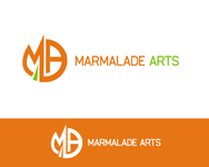 Marmalade Arts Logo - Entry #46