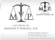 Logo design wanted for law office - Entry #48
