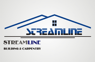 STREAMLINE building & carpentry Logo - Entry #44