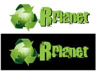 R Planet Logo design - Entry #18