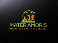 Mater Amoris Montessori School Logo - Entry #111
